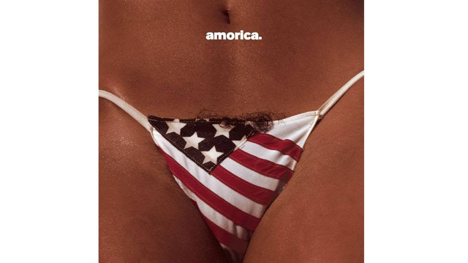 Black Crowes, 'Amorica' (1994)