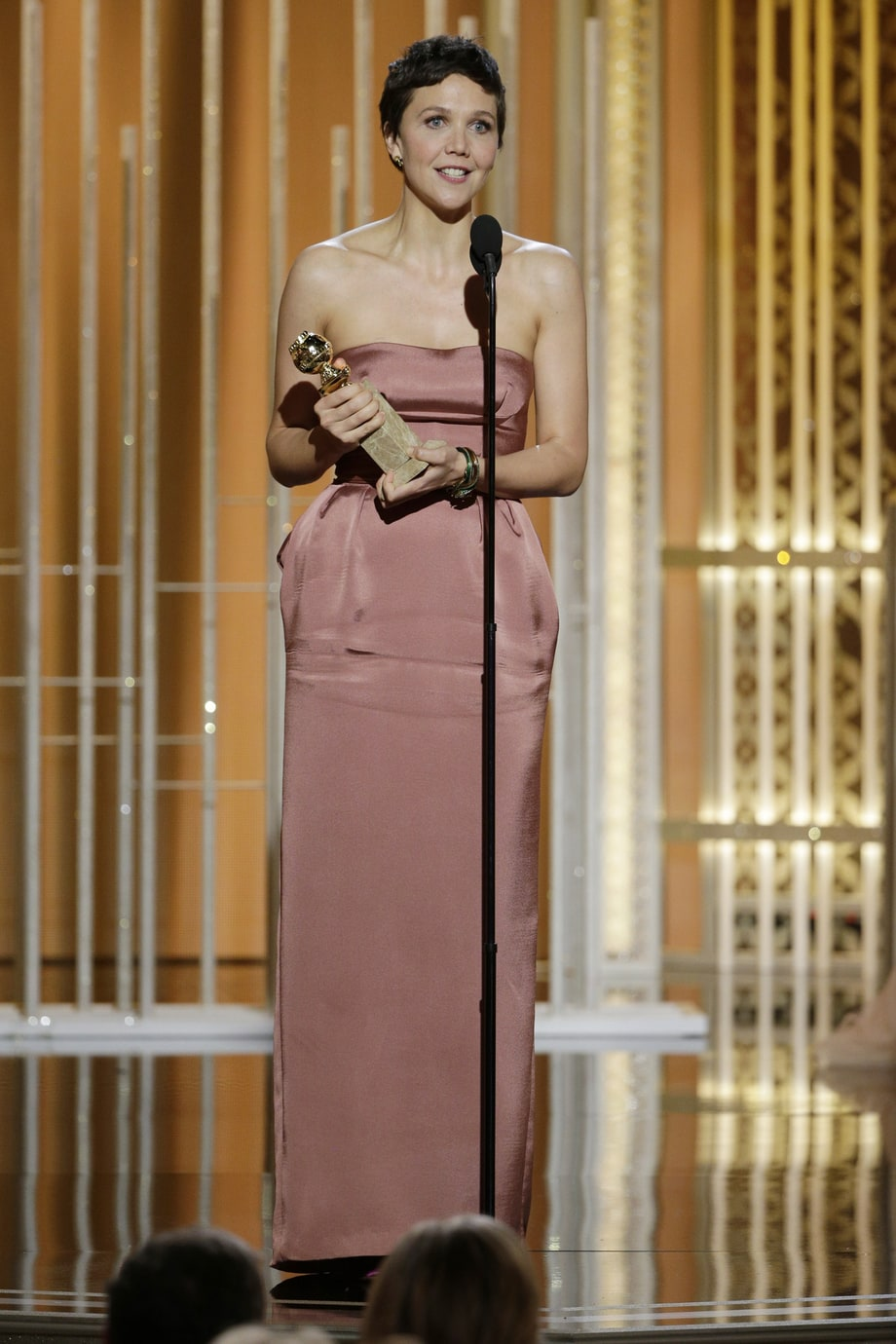 BEST: Maggie Gyllenhaal's 'Actual Women' Speech