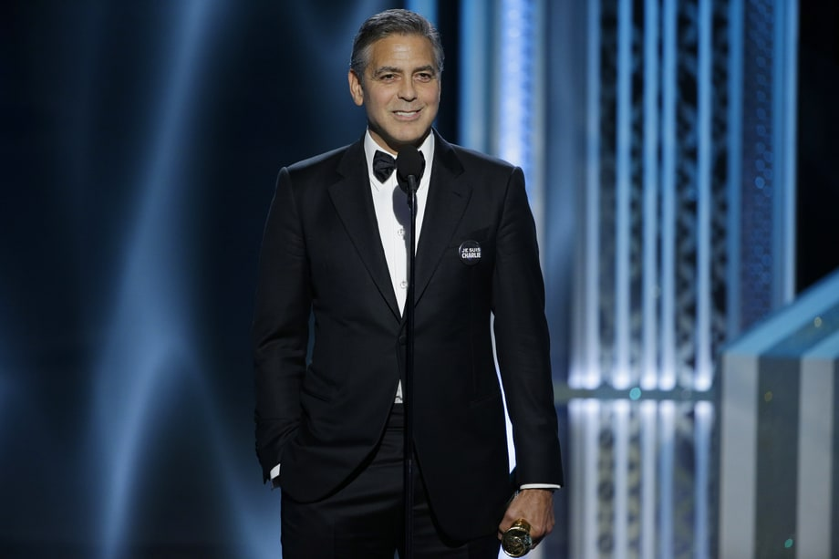 BEST: George Clooney Accepting the Cecil B. DeMille Award