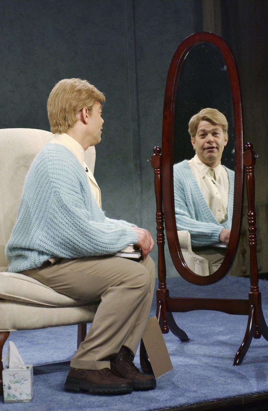 3. Stuart Smalley
