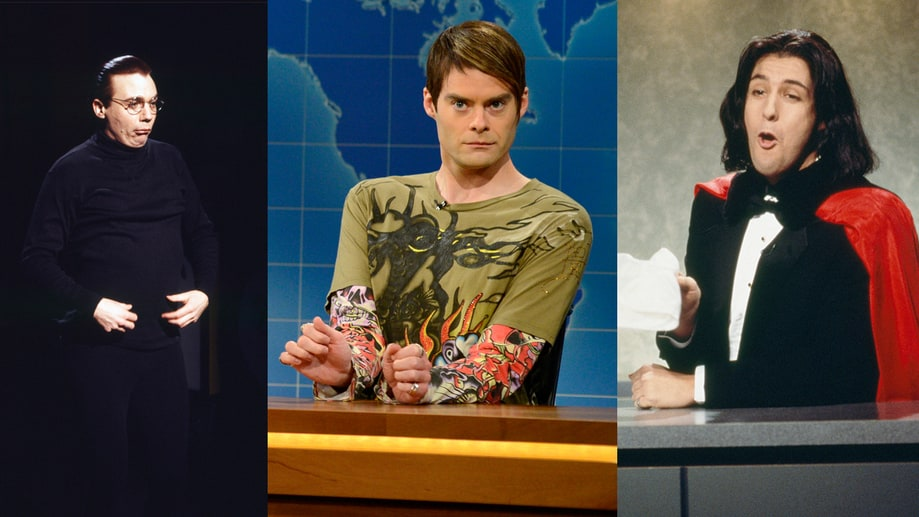 40 Best 'Saturday Night Live' Characters of All Time