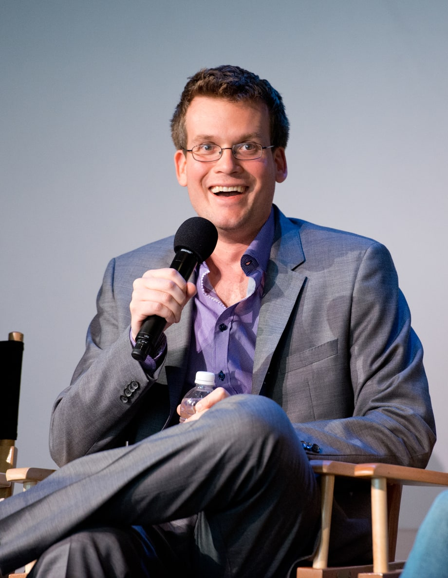 John Green, Author ('The Fault in Our Stars')