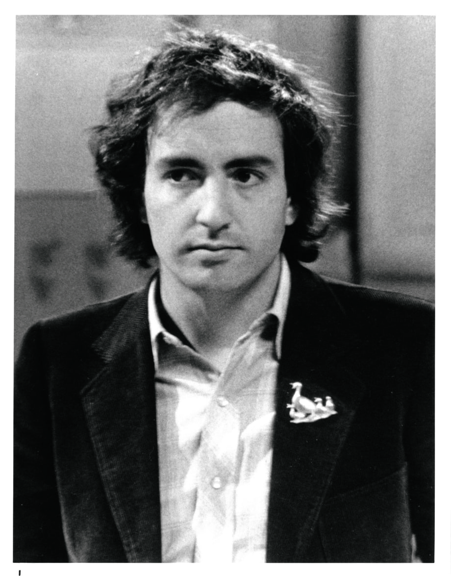 Lorne Michaels on Set