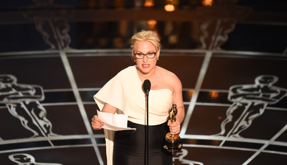 Best: Patricia Arquette's Fired-Up Feminist Acceptance Speech