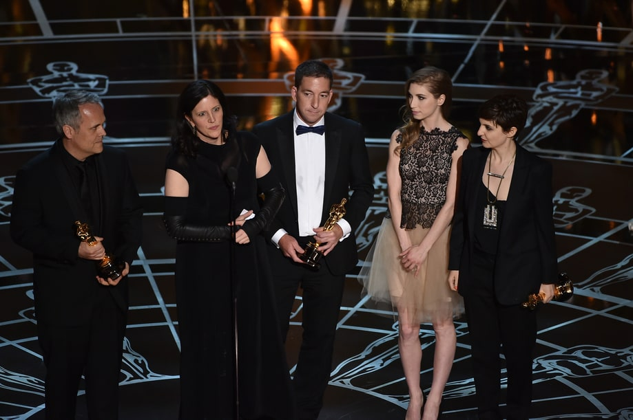 Best: 'Citizenfour' Winning Best Doc