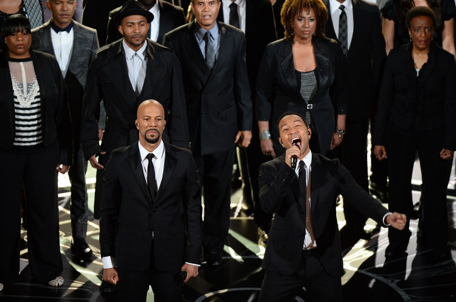 Best: Common and John Legend's Moving Performance of 'Glory'