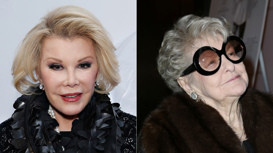 Worst: Joan Rivers and Elaine Stritch Left Out of 'In Memoriam'