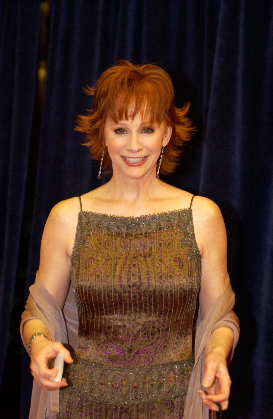 2003 Kennedy Center Honors Reba At 60 The Country Queen