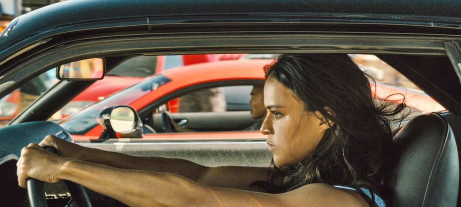 Michelle Rodriguez: My Life in 10 Movies