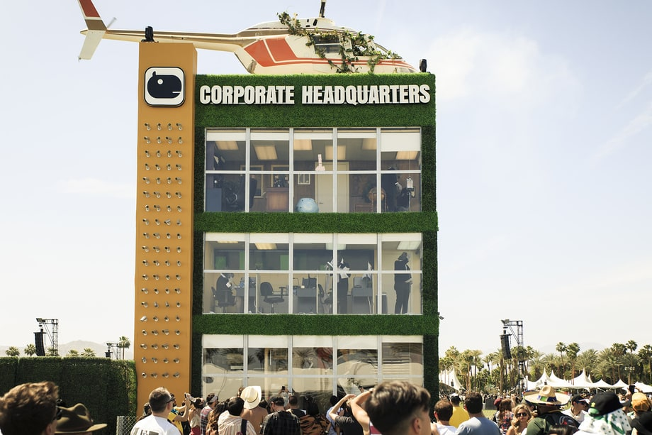 Best Art Installation: Corporate Headquarters