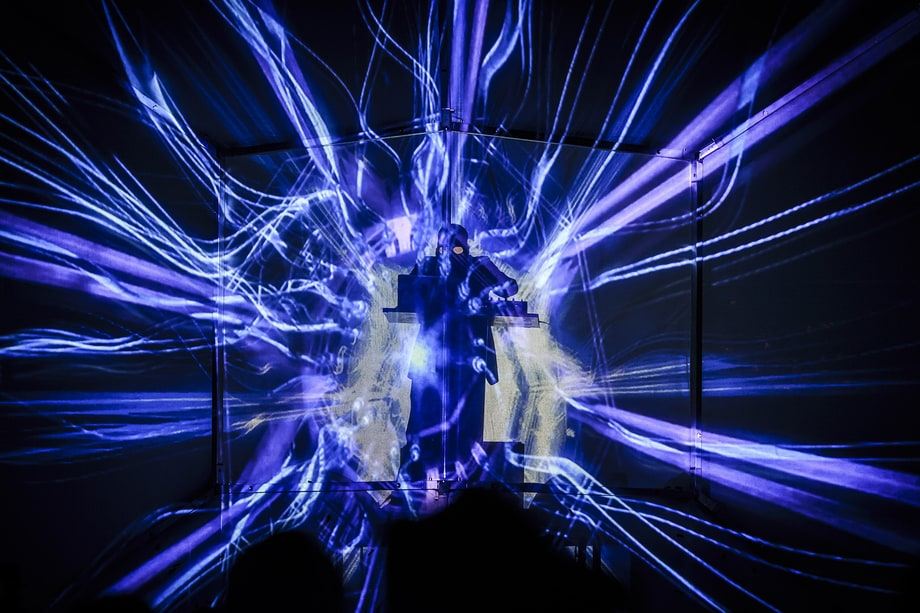 Best Light Show (Electronic Edition): Flying Lotus