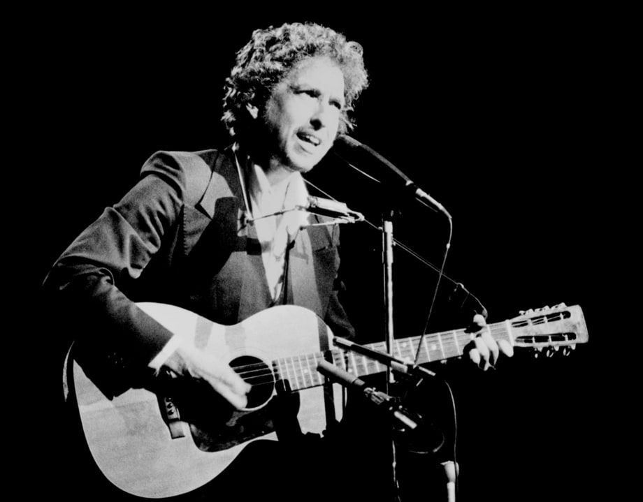 Bob Dylan, 'Knockin' on Heaven's Door'