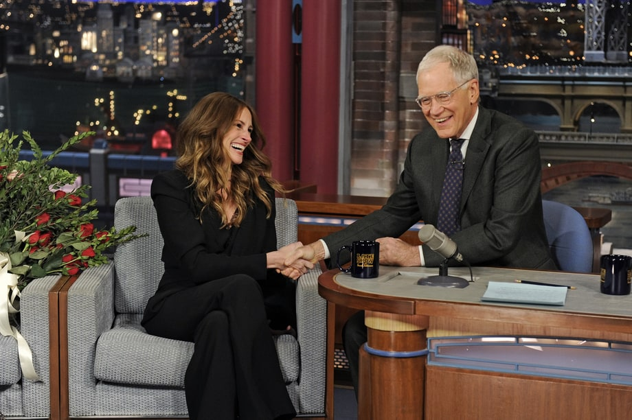 Dave's Faves: Top 10 Repeat Guests on Letterman