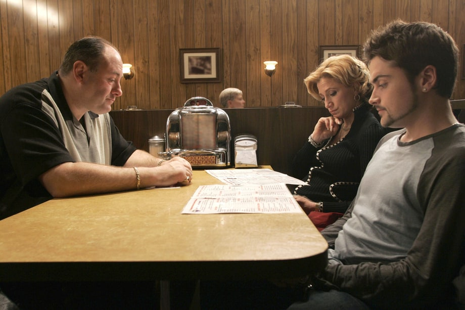 Best: 'The Sopranos'