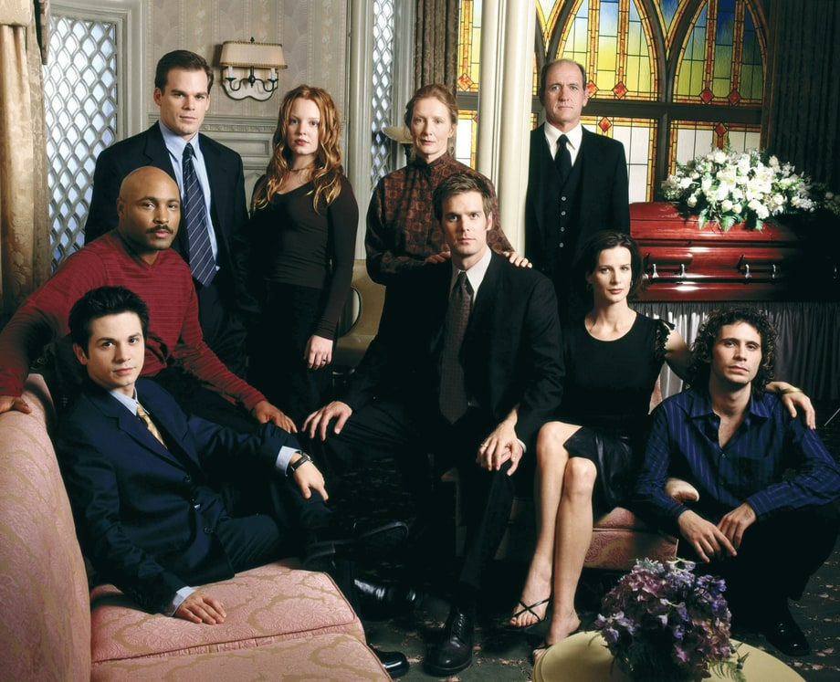 Best: 'Six Feet Under'