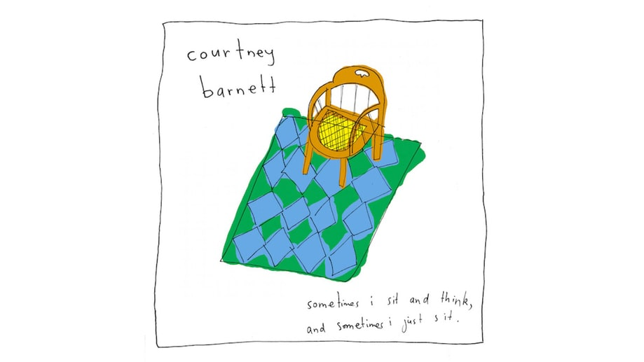 Courtney Barnett, 'Sometimes I Sit and Think, and Sometimes I Just Sit'