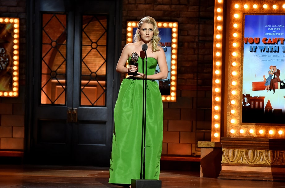 Best: Annaleigh Ashford's Charming Speech