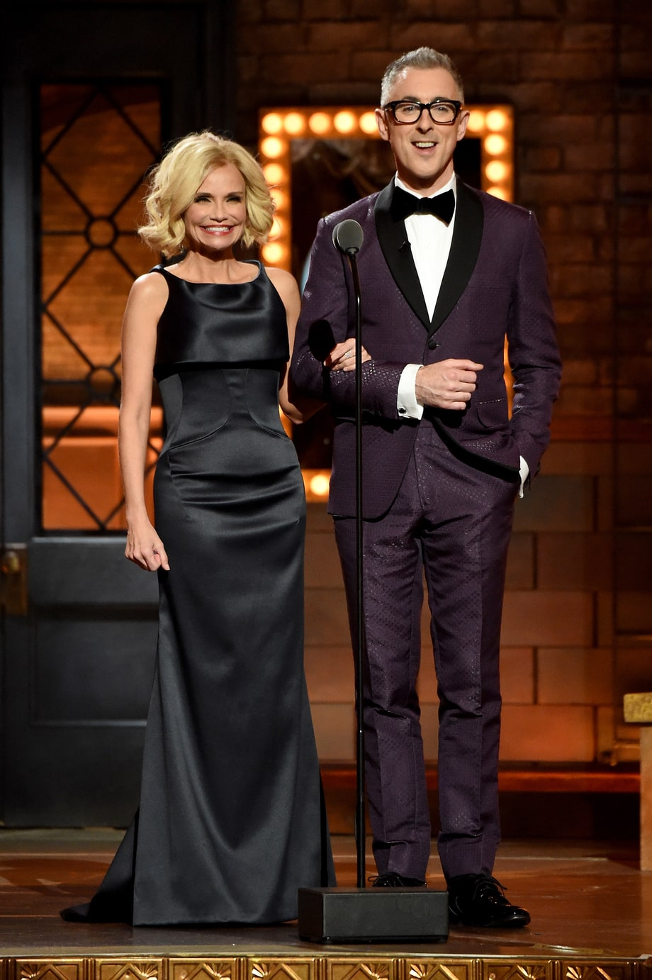Best: Kristin Chenoweth and Alan Cumming, BFFs
