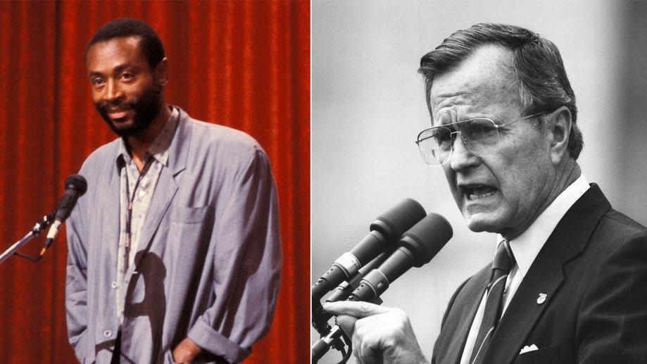 Bobby McFerrin vs. George H.W. Bush