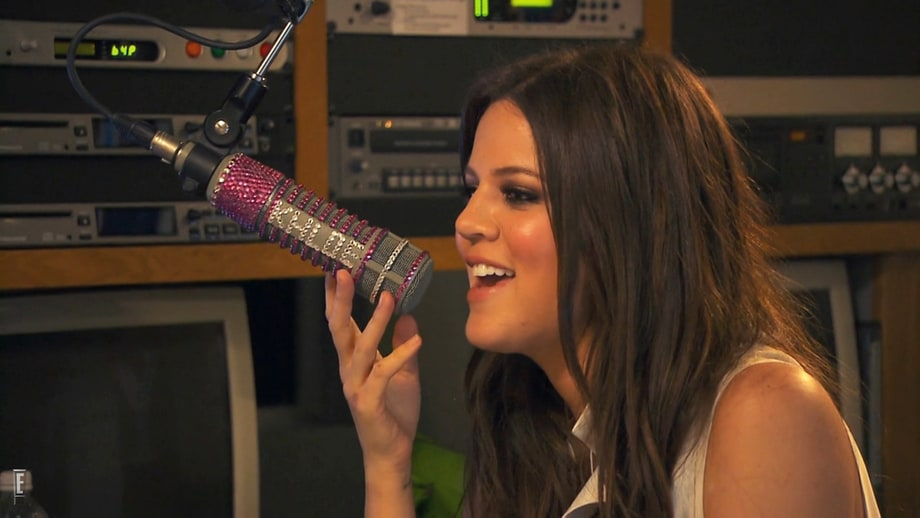 Khloe Is a Radio Host