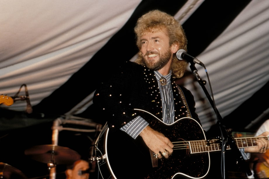 Keith Whitley's 10 Greatest Love Songs