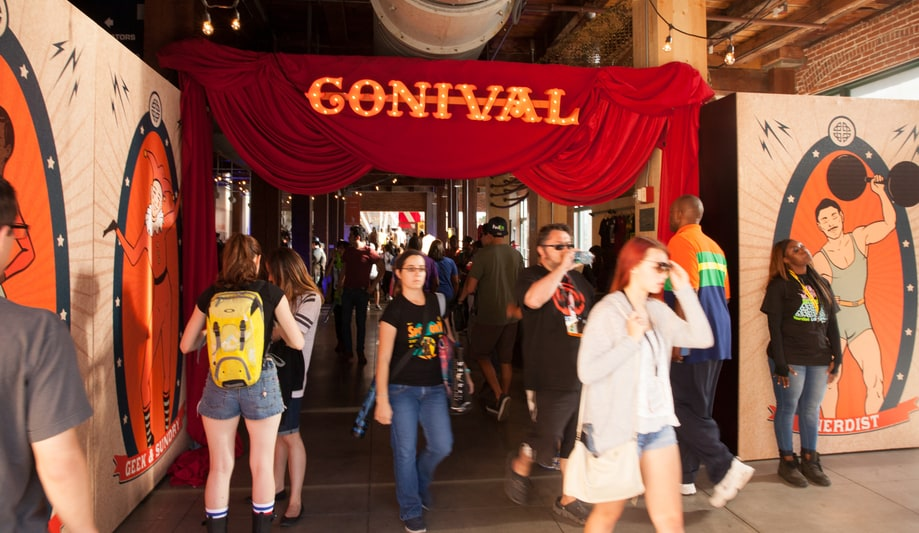 Welcome to the Nerdist's 'Conival'
