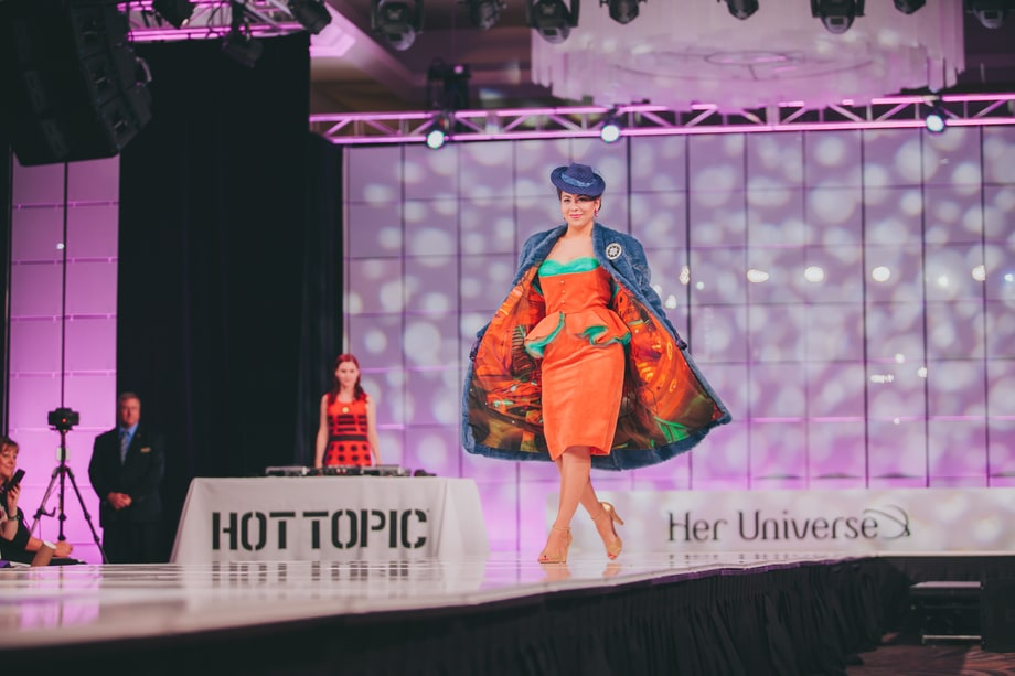 Her Universe Hits the Runway