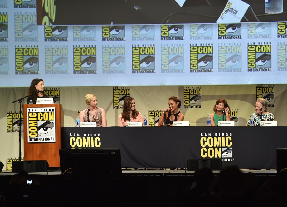 'Women Who Kick Ass' Panel