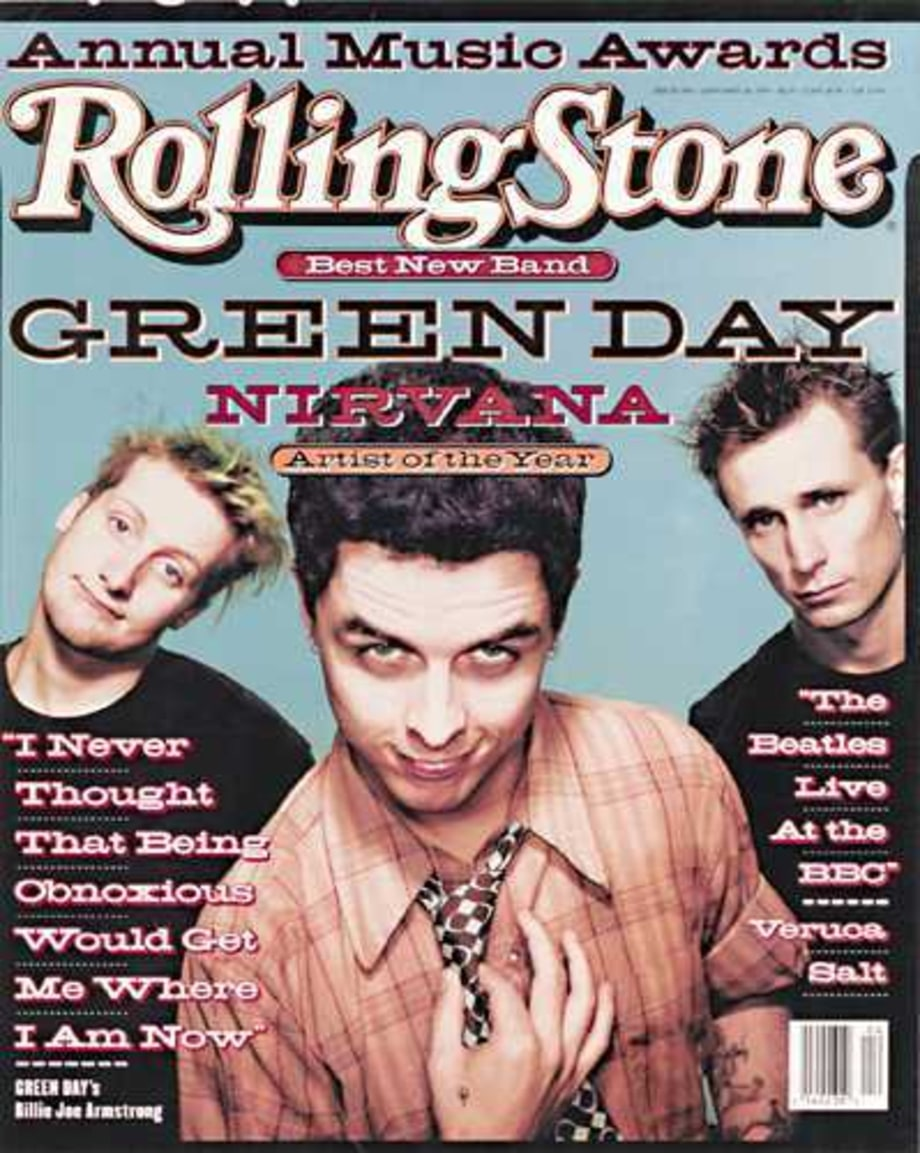 1995 Rolling Stone Covers
