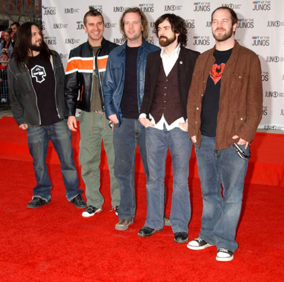 Finger Eleven Photos