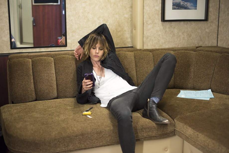 Katherine Moennig's Behind-The-Scenes Tour of 'Ray Donovan'