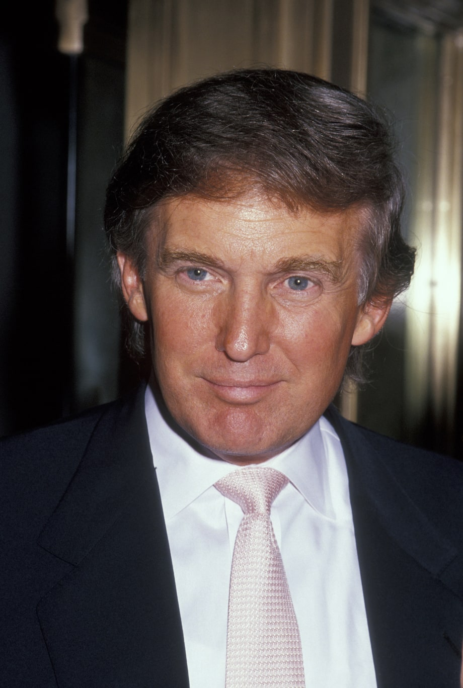 August 3 1992 Donald Trump S 25 Best Hair Days