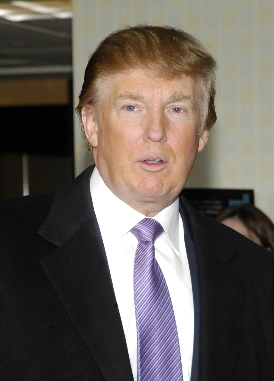 January 10 2006 Donald Trump S 25 Best Hair Days