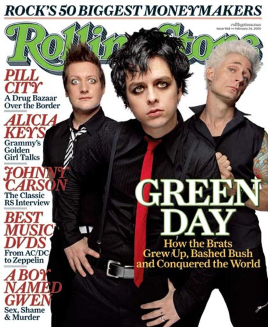 2005 Rolling Stone Covers