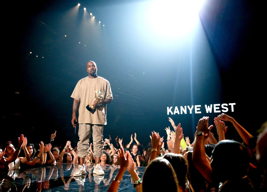 Best of the Evening: Kanye West