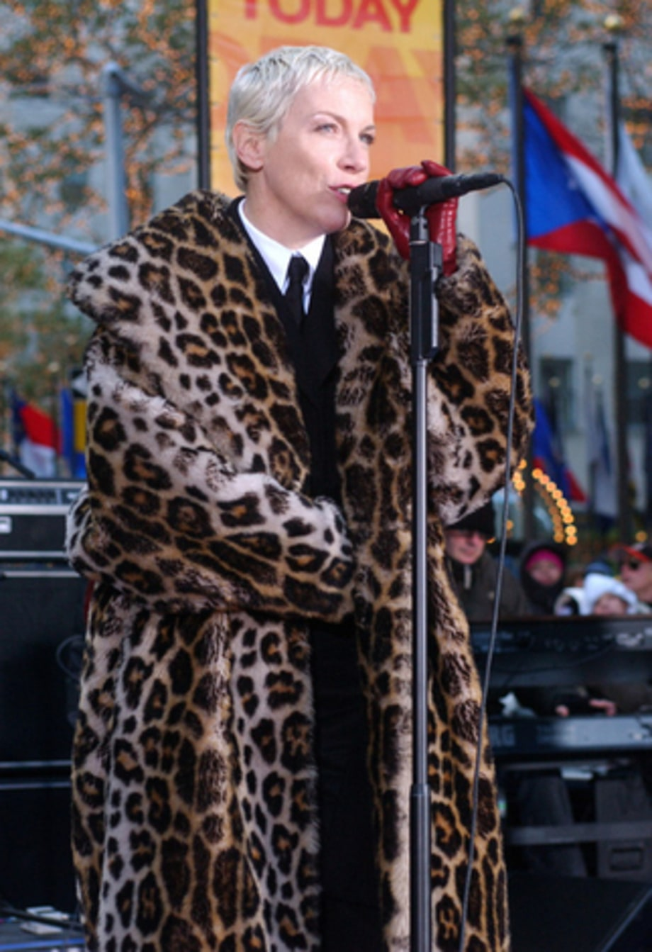 Eurythmics Bring Sweet Dreams to New York