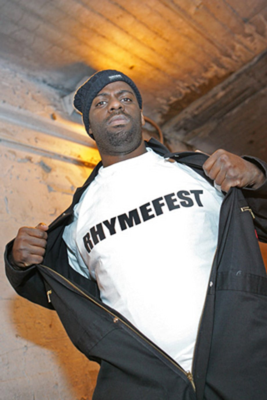 Rhymefest Goes Home