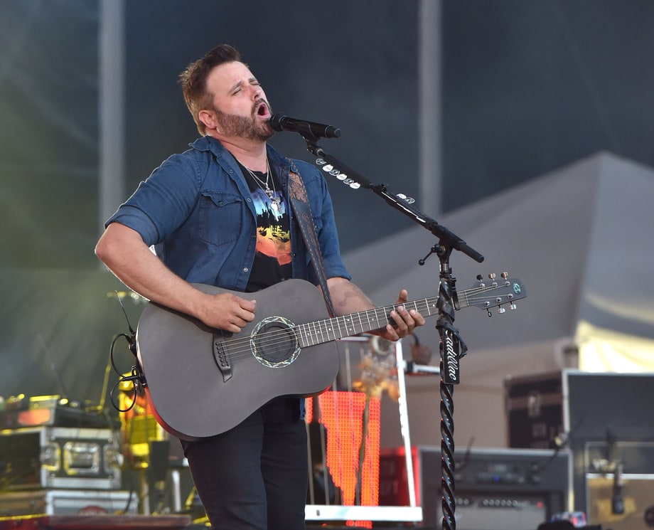 Randy Houser's 'We Went' Tour