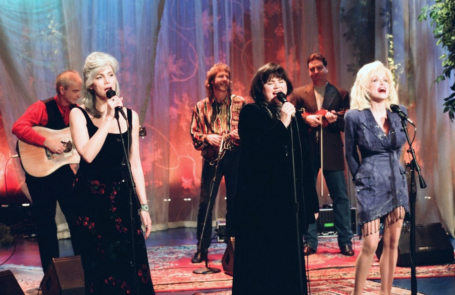 Emmylou Harris, Dolly Parton and Linda Ronstadt's 'The Complete Trio Collection' Album