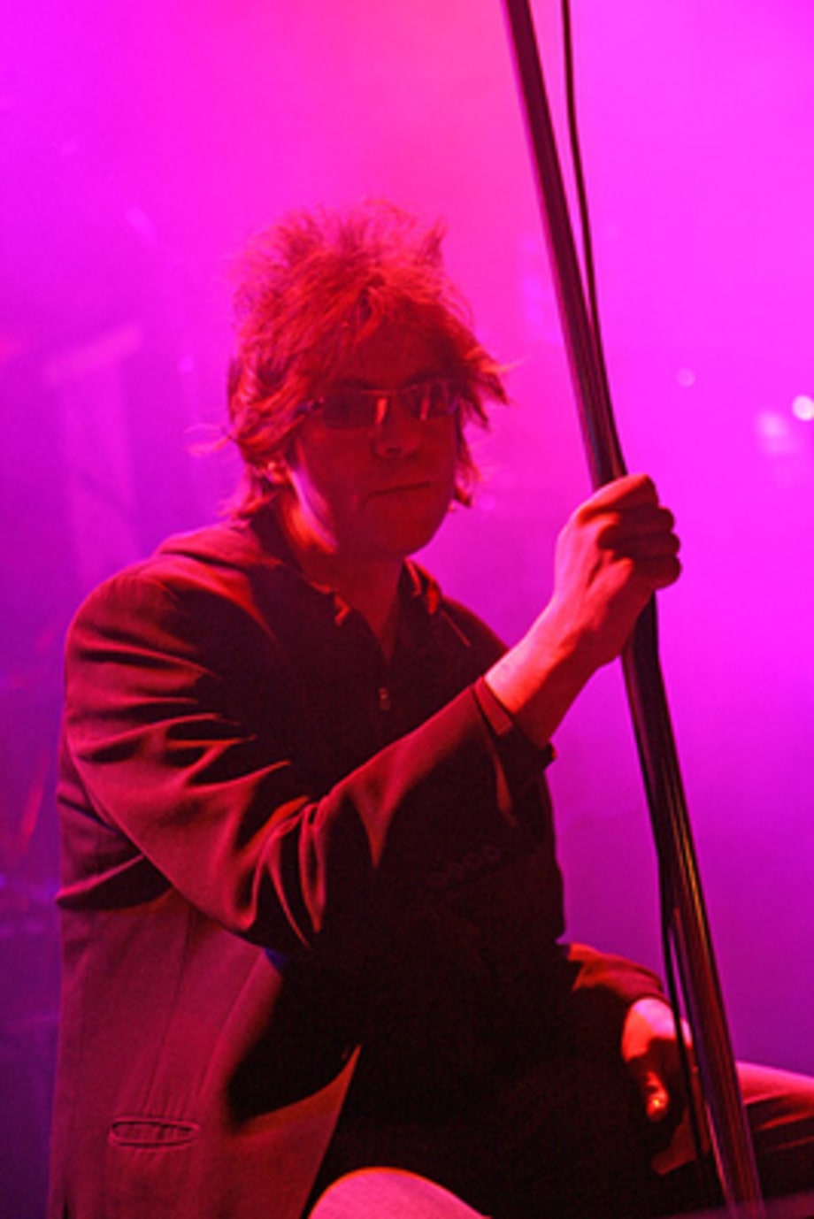 Echo and the Bunnymen Do It Clean in Chicago