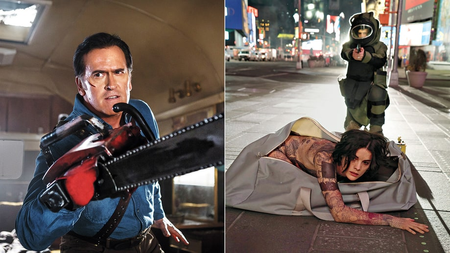 Must-See Fall TV: From Slasher Spoofs to 'Evil Dead'