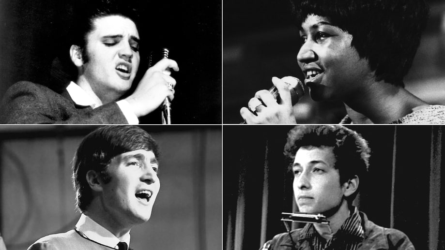 100 Greatest Singers of All Time