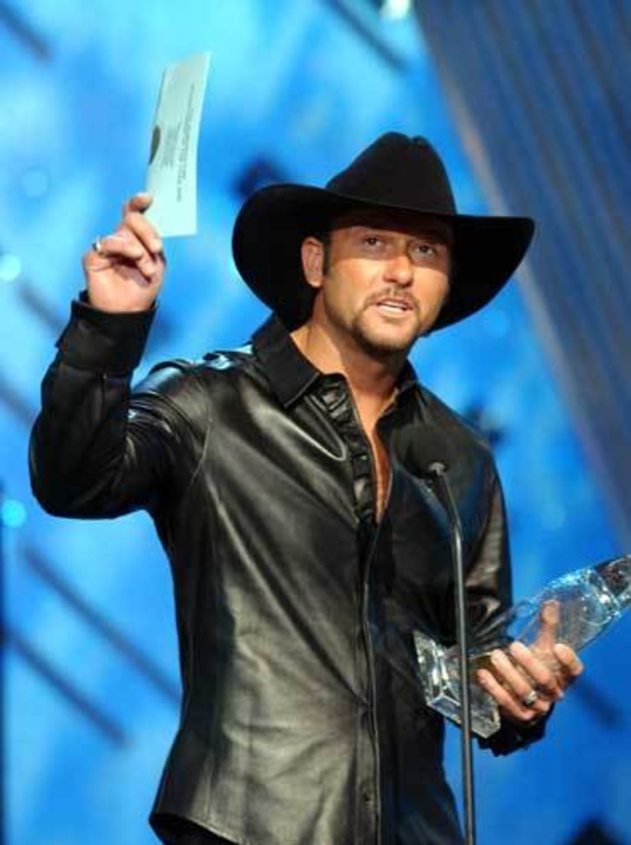 35th Annual CMA Awards 2001