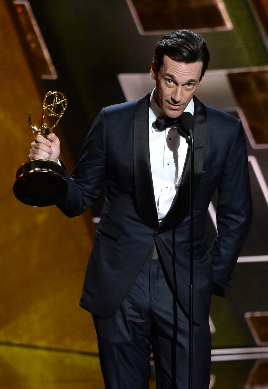Best: Jon Hamm Finally Wins Best Actor in a Drama