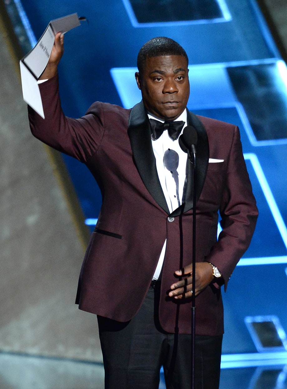 Best: Tracy Morgan's Emotional Return