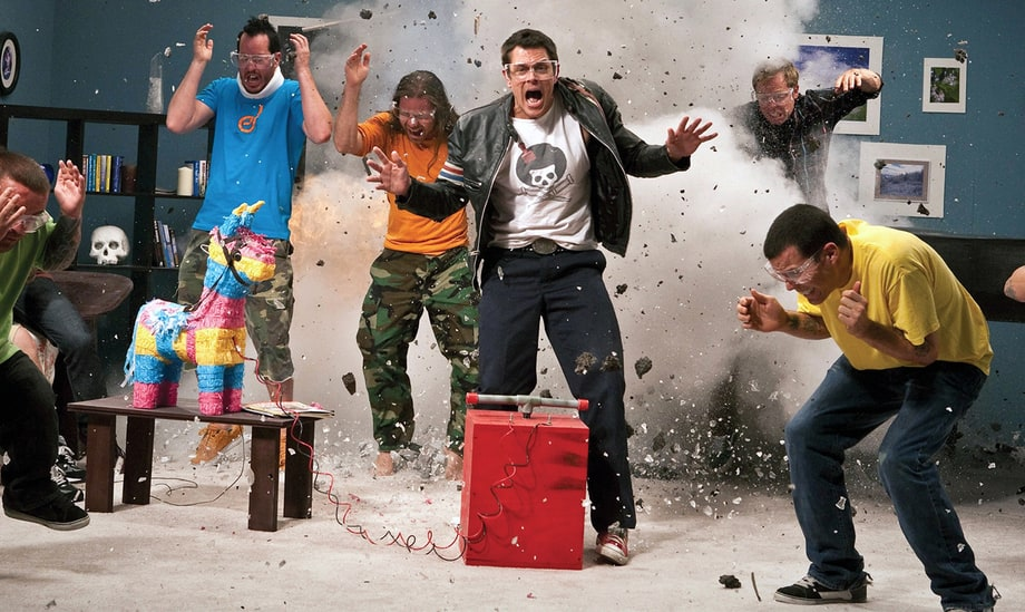 Readers' Poll: The Top 5 'Jackass' Stunts