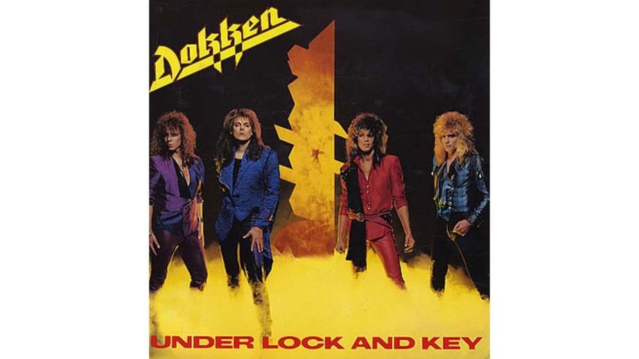 Dokken, 'Under Lock an... Mariah Carey Album