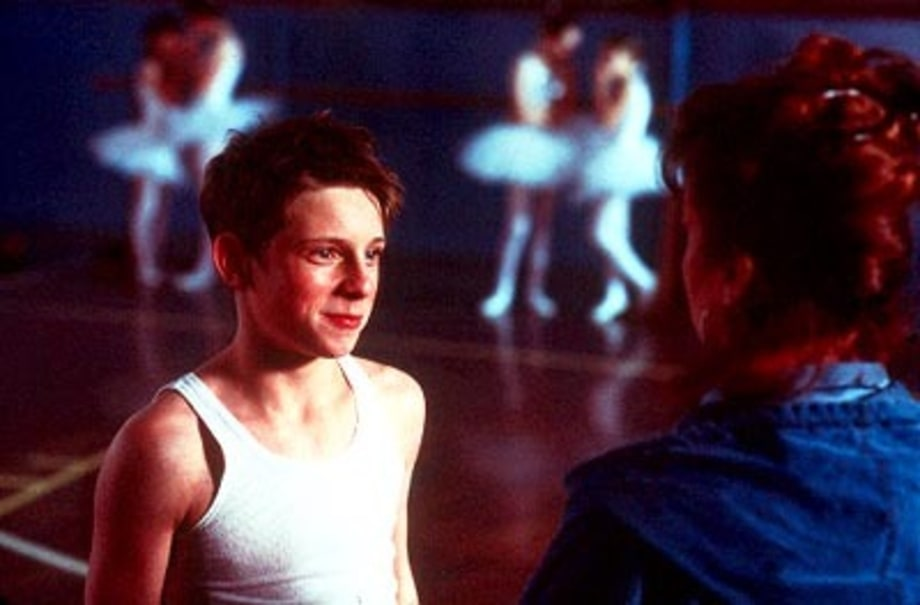 Stills From the Movie Billy Elliot