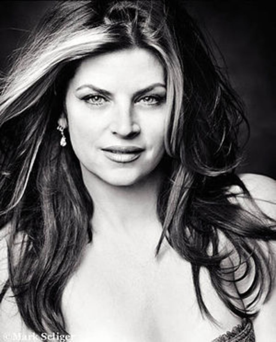 More Kirstie Alley