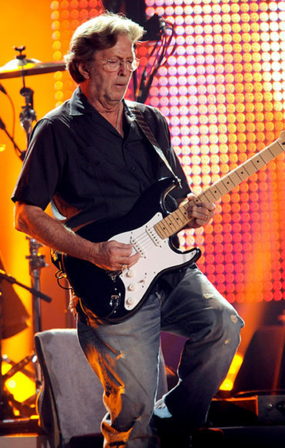 Eric Clapton and Steve Winwood Reunite Again: Joint Tour Kicks Off in New Jersey